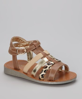 Brown Shelby Sandal