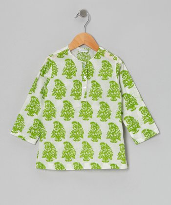 Pop Tree Tunic - Infant & Toddler
