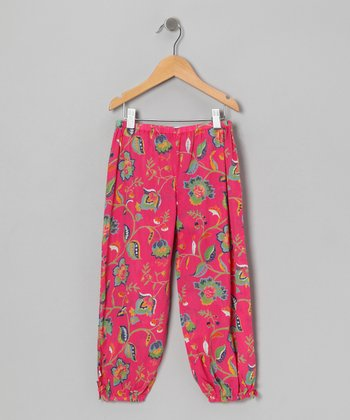 Java Azalea Harem Capri Pants - Infant & Toddler