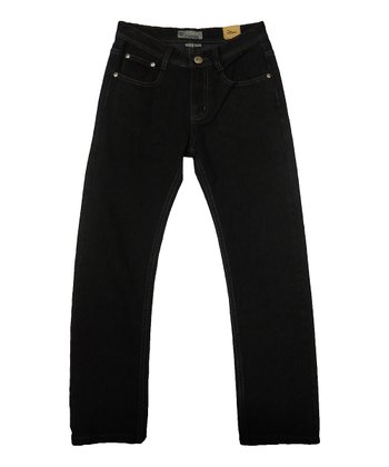 Dark Blue Fashion Jeans - Toddler