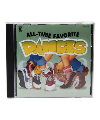 Kimbo All-Time Favorite Dances CD