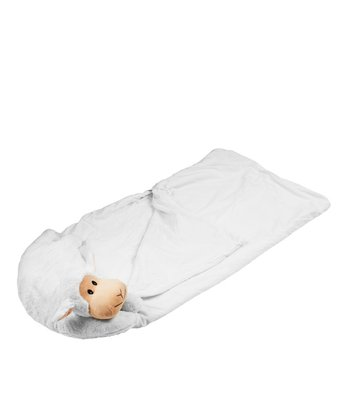 Lamb Sleeping Bag/Pillow