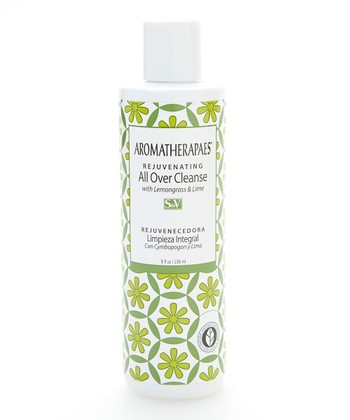 Aromatherapaes Rejuvenating All Over Cleanse