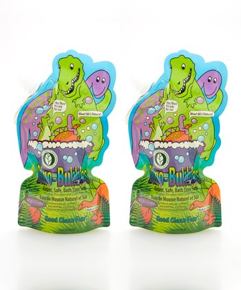 Dino-Bubbles Bubble Bath - Set of Two