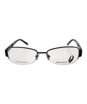 Black Stone Eyeglasses