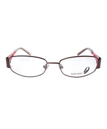 Satin Arabesque Eyeglasses