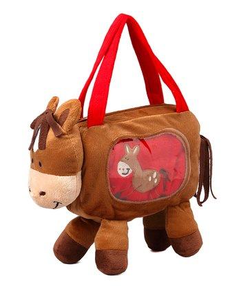 Horse Blankie Buddy & Tote