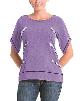 Repair the World® Lilac Verbena Top - Women & Plus