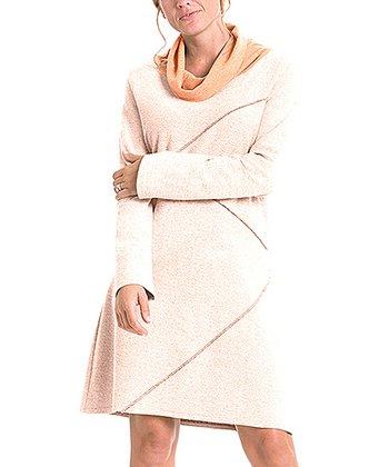 Repair the World® Cantaloupe Delphinium Dress - Women