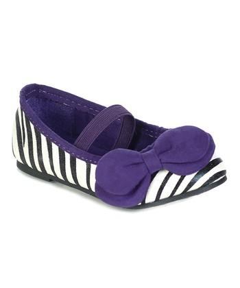 Purple Zebra Casona Flat