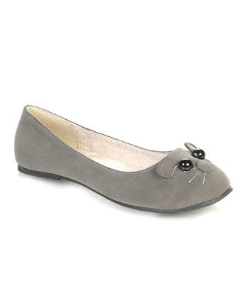 Gray Mino Flat