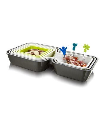 Serve & Stack Bowl Set