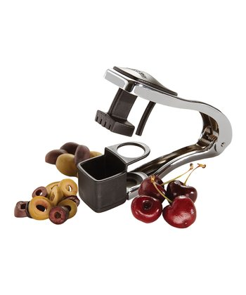 Cherry & Olive Pitter/Slicer