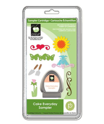 Cake Everyday Sampler Cartridge