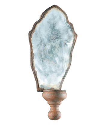 Large Reflector Sconce