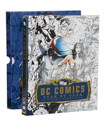 DC Comics Year by Year: A Visual Chronicle Hardcover