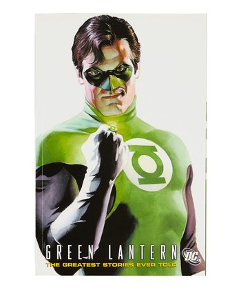 Green Lantern: The Greatest Stories Ever Told Paperback