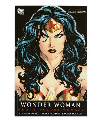Wonder Woman: Who Is Wonder Woman Paperback