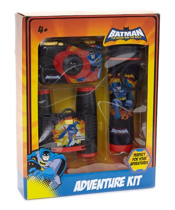Batman Adventuring Set