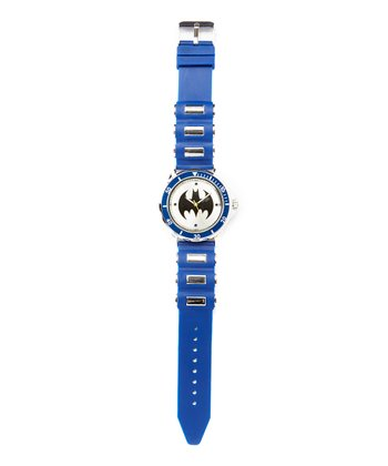Batman Blue Analog Watch