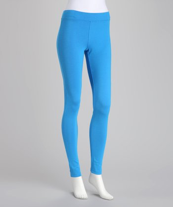 Light Blue Leggings