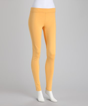 Yellow Leggings
