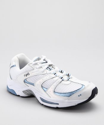 White & Blue Endure XT 2 LO Walking Shoe - Women