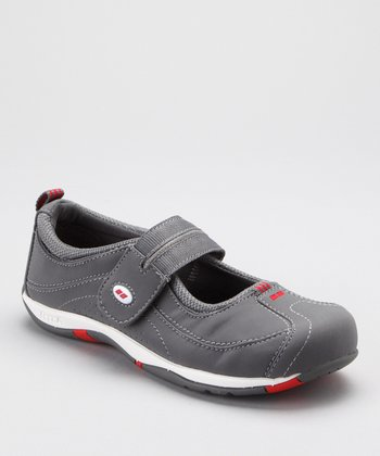 Gray Sport Comfort LO Mary Jane - Women