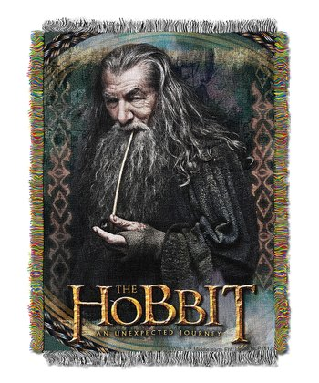 The Hobbit Gandalf Tapestry