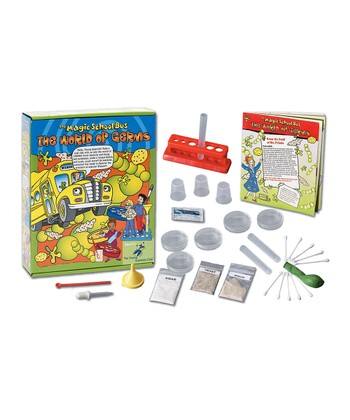 Magic School Bus: The World of Germs Kit