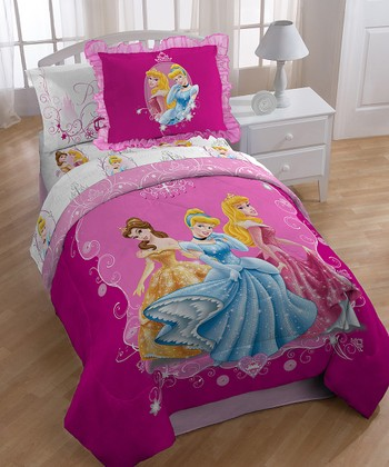 Princess Royal Debut Comforter Set