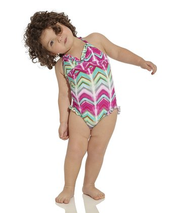 Pink Silktrai One-Piece - Infant
