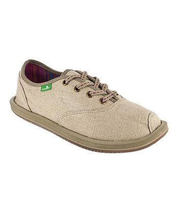 Natural Mason Shoe - Women