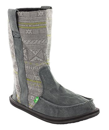 Charcoal Wanderer Boot - Women