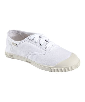 White Maderas Oxford Sneaker - Women