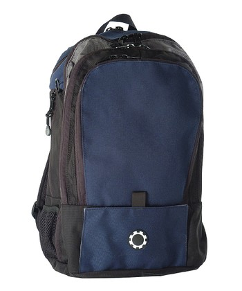 Basic Navy Diaper Backpack