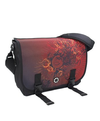 Eastern Sun Messenger Bag