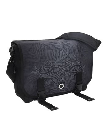 Maori Night Messenger Diaper Bag