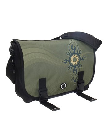 Zen Sun Messenger Diaper Bag