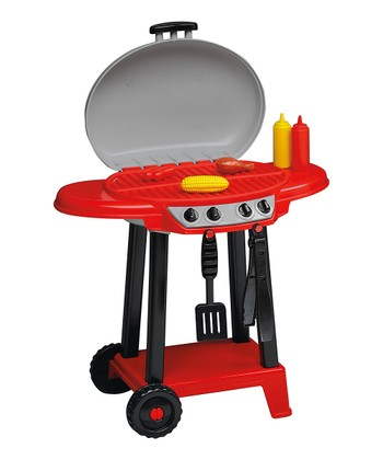 First Barbecue of Summer: Toys