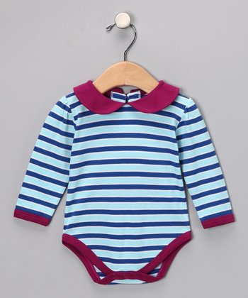Sky Stripe Bodysuit - Infant