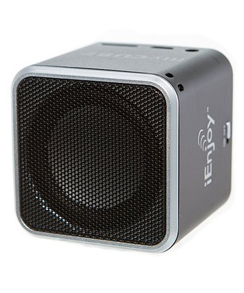 Black Bluetooth MyCube Speaker