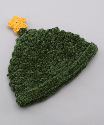 San Diego Hat Co. Green XmasTree Beanie