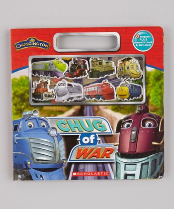 Chuggington: Chug of War Board Book