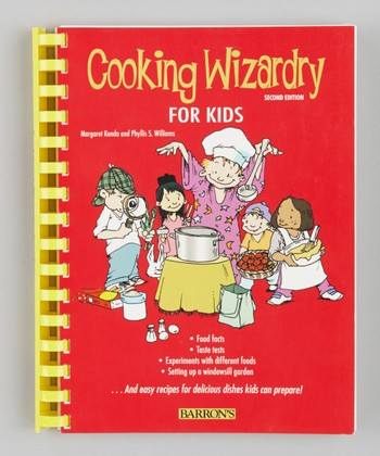 Cooking Wizardry for Kids Paperback