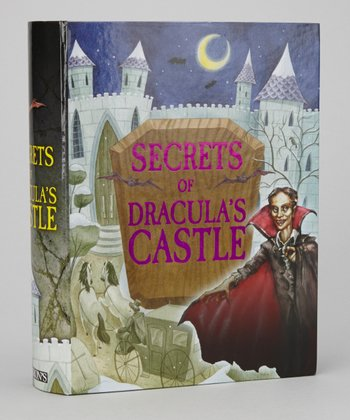 Secrets of Dracula's Castle Paperback Set