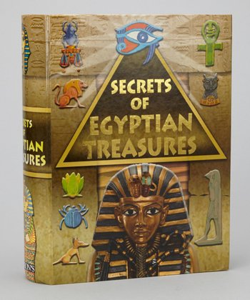 Secrets of Egyptian Treasures Paperback Set