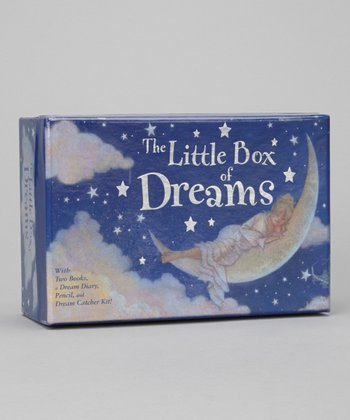 The Little Book of Dreams & What Do Dreams Mean? Paperback Set