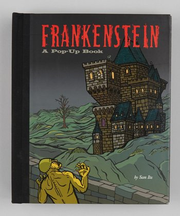 Frankenstein Pop-Up Hardcover