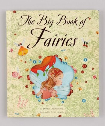 Big Book of Fairies Hardcover